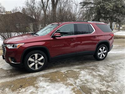2018 Chevrolet Traverse lease in Pipestone,MN - Swapalease.com