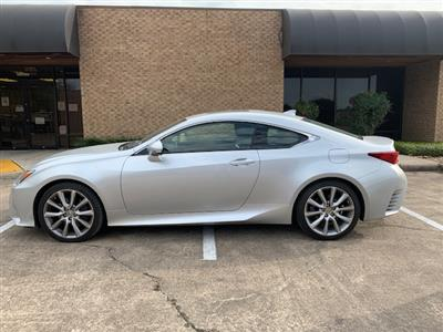 2016 Lexus RC 200t lease in Pearland,TX - Swapalease.com