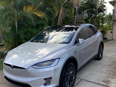 2017 Tesla Model X lease in Ewa Beach,HI - Swapalease.com