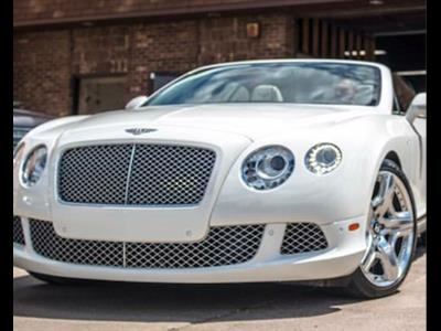 2013 Bentley Continental GTC lease in Dearborn Heights,MI - Swapalease.com