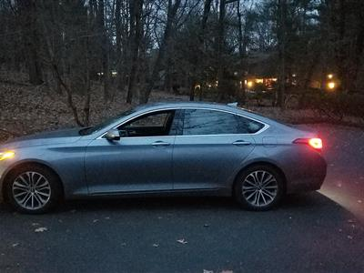 2017 Genesis G80 lease in Saddle River,NJ - Swapalease.com