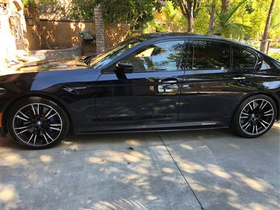 2018 BMW M5 lease in West Covina,CA - Swapalease.com