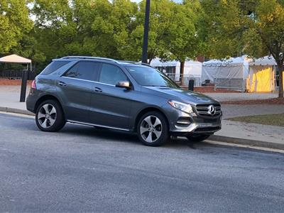 2017 Mercedes-Benz GLE-Class lease in Peachtree Corners,GA - Swapalease.com