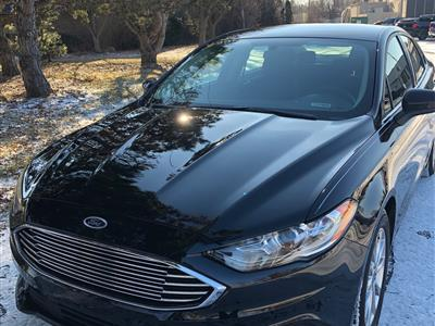2017 Ford Fusion lease in West Bloomfield,MI - Swapalease.com