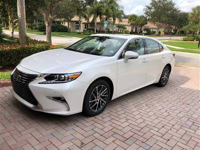 2017 Lexus ES 350 lease in Boynton Beach,FL - Swapalease.com