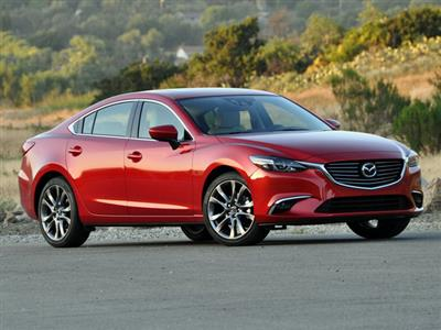 2016 Mazda MAZDA6 lease in San Leandro,CA - Swapalease.com