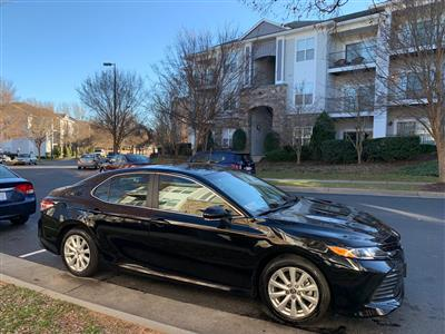2018 Toyota Camry lease in SOMERVILLE,MA - Swapalease.com