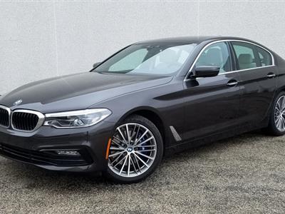 2017 BMW 5 Series lease in BURLINGTON,MA - Swapalease.com