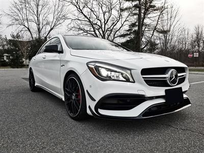 mercedes-benz cla-coupe amg cla45 lease deals | swapalease