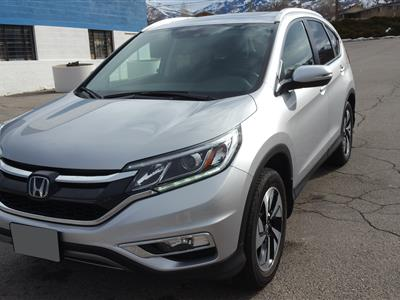2016 Honda CR-V lease in Bountiful,UT - Swapalease.com