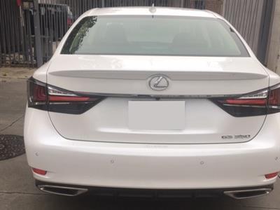 2016 Lexus GS 350 lease in Santa Monica,CA - Swapalease.com