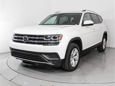 2018 Volkswagen Atlas lease in Santa Monica,CA - Swapalease.com