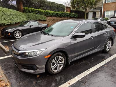 2017 Honda Civic lease in Atlanta,GA - Swapalease.com
