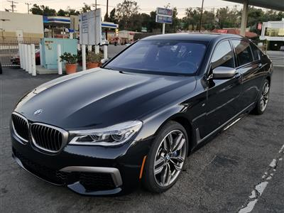 2017 BMW 7 Series lease in Woodland Hills,CA - Swapalease.com