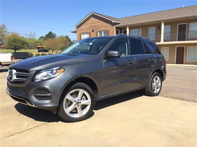 2017 Mercedes-Benz GLE-Class lease in Starkville,MS - Swapalease.com
