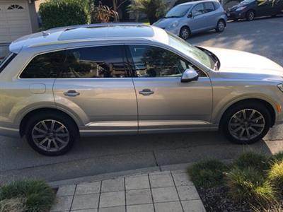 2018 Audi Q7 lease in Tiburon,CA - Swapalease.com
