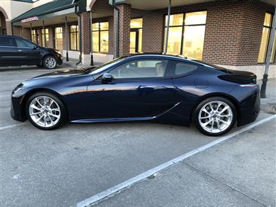 2018 Lexus LC lease in West Des Moines,IA - Swapalease.com