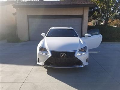 2017 Lexus RC 200t lease in Winnetka,CA - Swapalease.com