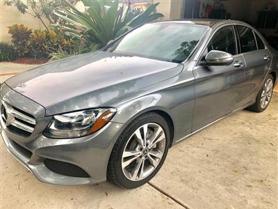 2018 Mercedes-Benz C-Class lease in Delray Beach,FL - Swapalease.com