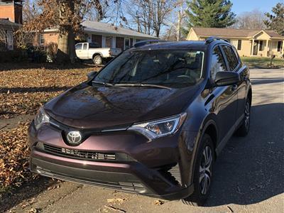 2017 Toyota RAV4 lease in Lexington,KY - Swapalease.com