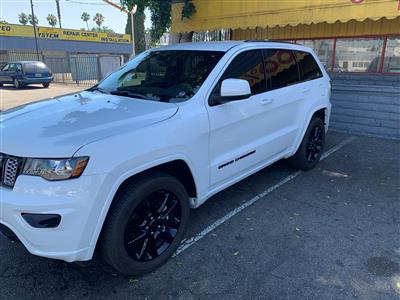 2018 Jeep Grand Cherokee lease in Studio City,CA - Swapalease.com