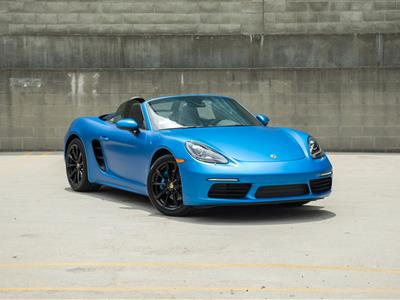 2018 Porsche 718 lease in Los Angeles,CA - Swapalease.com