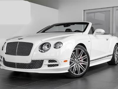 2015 Bentley Continental GTC lease in San Diego,CA - Swapalease.com