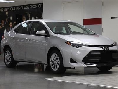 2017 Toyota Corolla lease in Norwood,MA - Swapalease.com