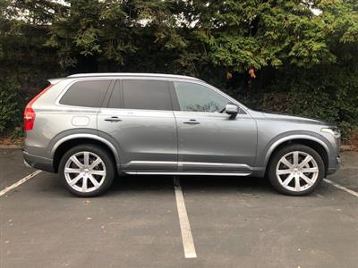 2017 Volvo XC90 lease in San Anselmo,CA - Swapalease.com