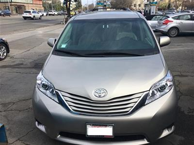 2017 Toyota Sienna Lease In Palo Alto Ca Swapalease