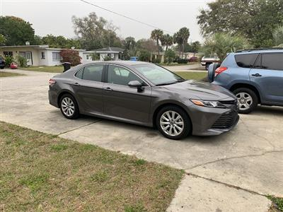 2018 Toyota Camry lease in Saint Petersburg,FL - Swapalease.com