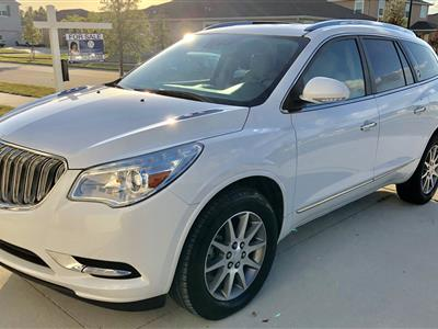 2017 Buick Enclave lease in Wesley Chapel,FL - Swapalease.com