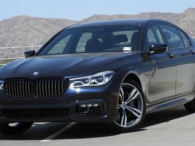 2019 BMW 7 Series lease in Ridgefield,CT - Swapalease.com
