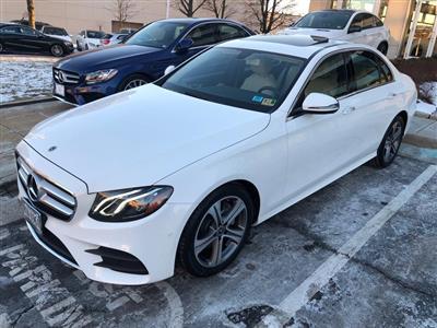 2018 Mercedes-Benz E-Class lease in McLean,VA - Swapalease.com