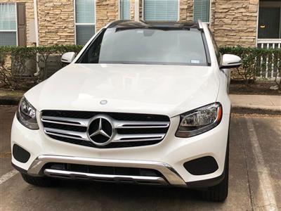 2017 Mercedes-Benz GLC-Class lease in Spring ,TX - Swapalease.com