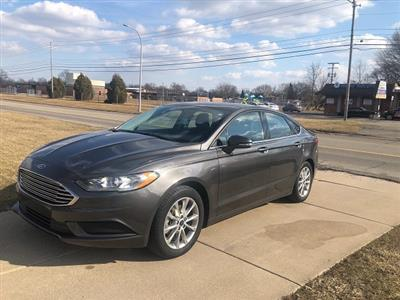 2017 Ford Fusion lease in Westland,MI - Swapalease.com