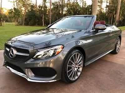 2017 Mercedes-Benz C-Class lease in Clinton,MD - Swapalease.com