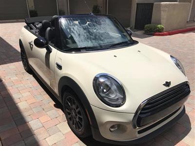 2017 MINI Convertible lease in San Diego,CA - Swapalease.com