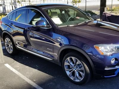 2018 BMW X4 lease in Las Vegas,NV - Swapalease.com