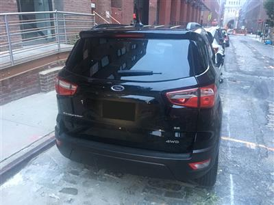 2018 Ford EcoSport lease in Brooklyn,NY - Swapalease.com