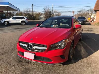 2018 Mercedes-Benz CLA Coupe lease in Medford,MA - Swapalease.com