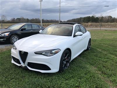 2018 Alfa Romeo Giulia lease in Cullman,AL - Swapalease.com