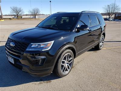 2018 Ford Explorer lease in Bennington,NE - Swapalease.com
