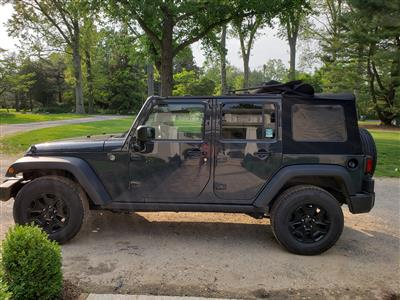 2017 Jeep Wrangler Unlimited lease in Westbury,NY - Swapalease.com