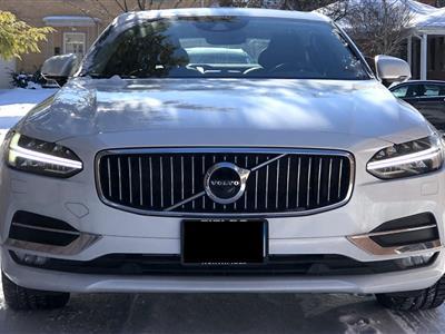 2018 Volvo S90 lease in Wilmette,IL - Swapalease.com