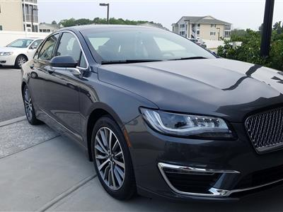 2018 Lincoln MKZ lease in North Myrtle Beach,SC - Swapalease.com