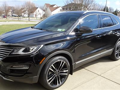 2018 Lincoln MKC lease in Lancaster,NY - Swapalease.com