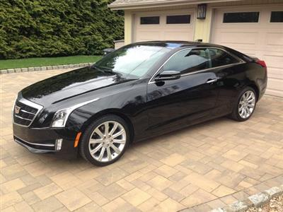 2017 Cadillac ATS lease in Watertown ,MA - Swapalease.com
