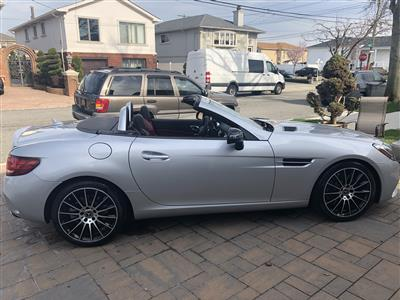 2017 Mercedes-Benz SLC Roadster lease in Howard Beach,NY - Swapalease.com