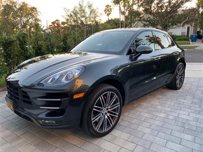 2017 Porsche Macan lease in Los Angeles,CA - Swapalease.com